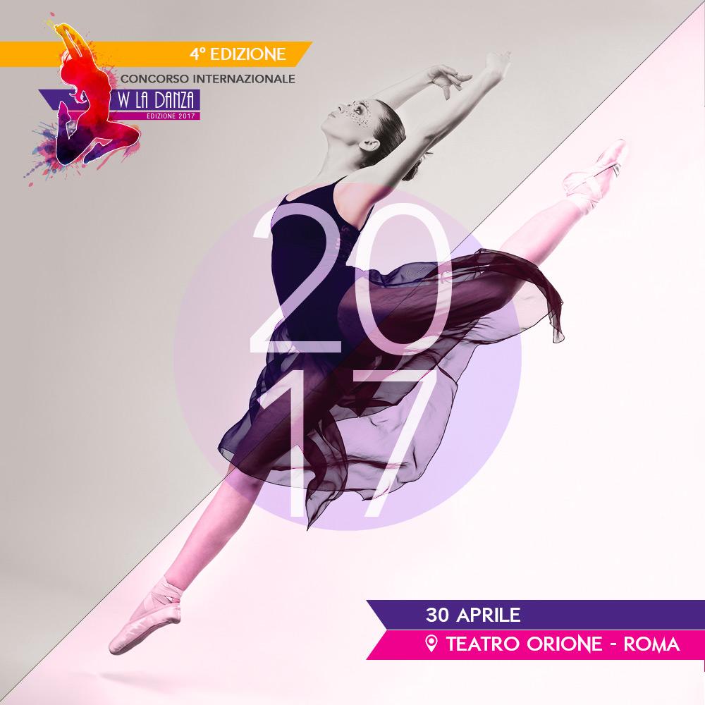 W la Danza 4° Edizione 2017