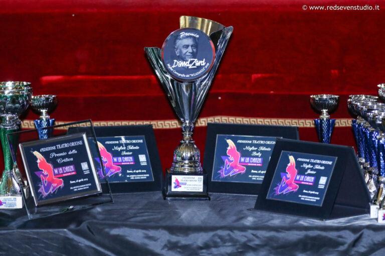 Classifica VI Edizione W La Danza Festival 2019